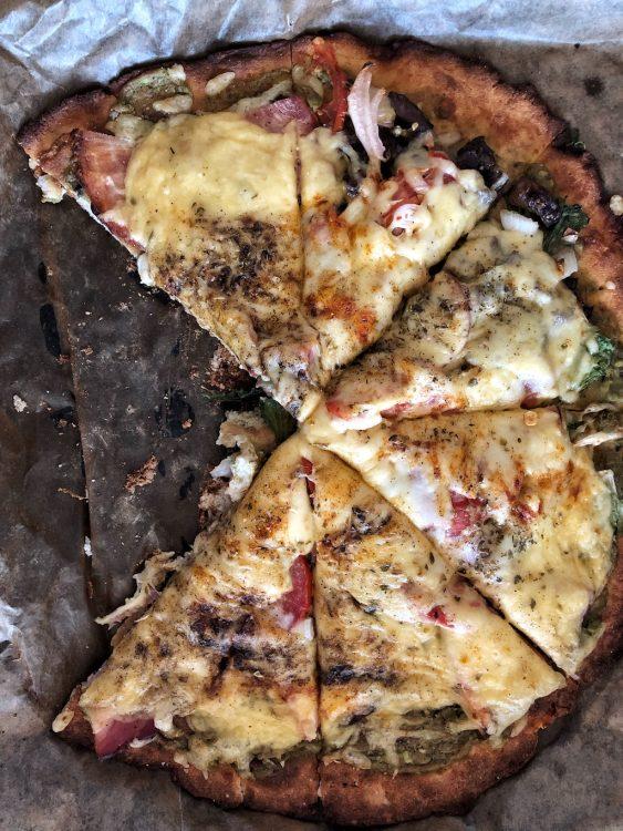Slices Keto Pizza