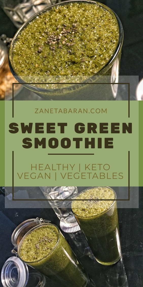 Sweet Green Smoothie Recipe
