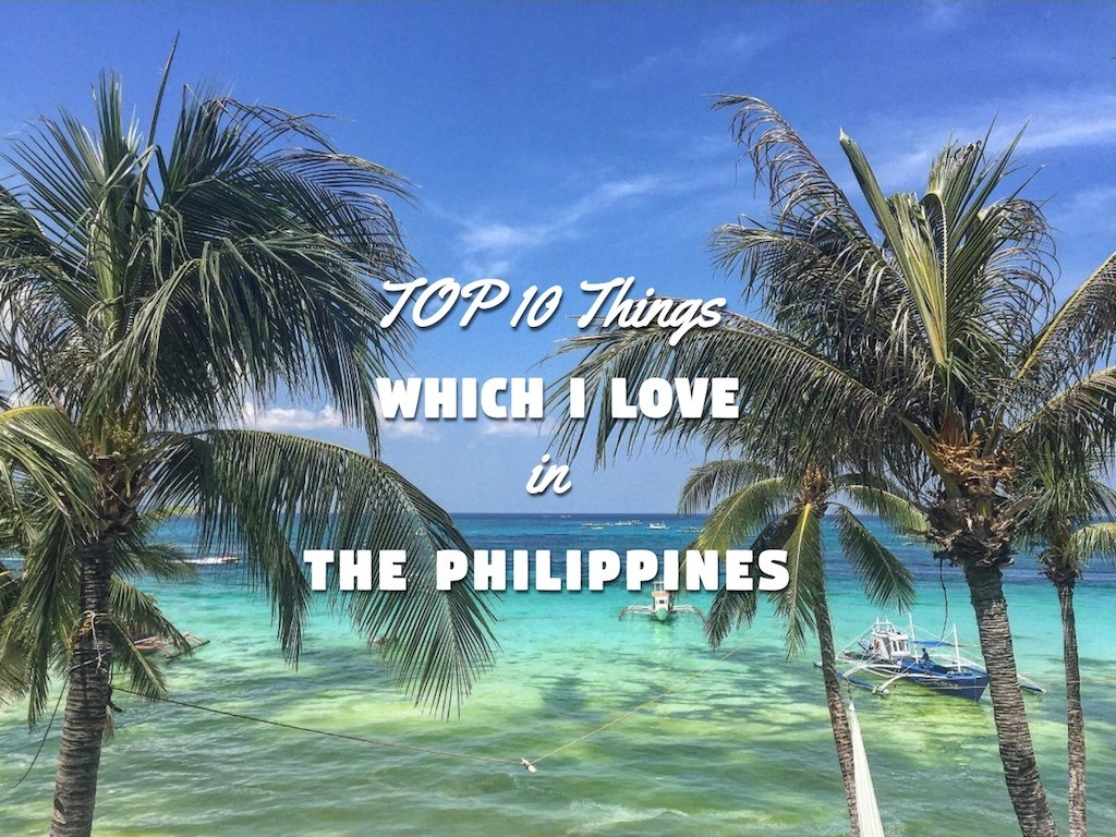 TOP10 Love Philippines