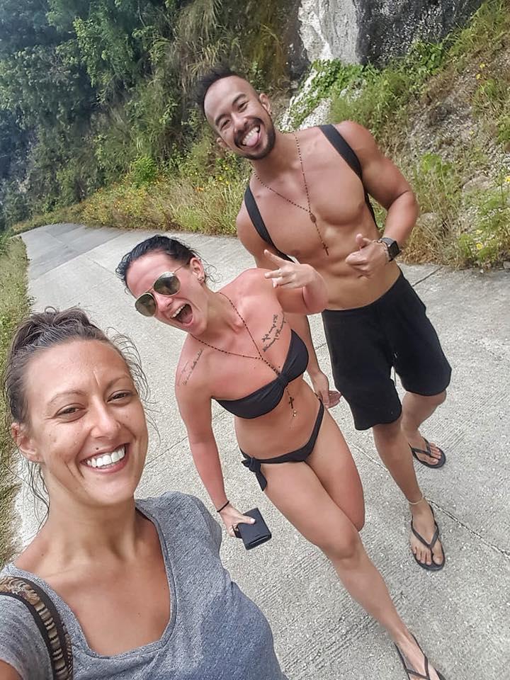 Tumalog Falls Walk