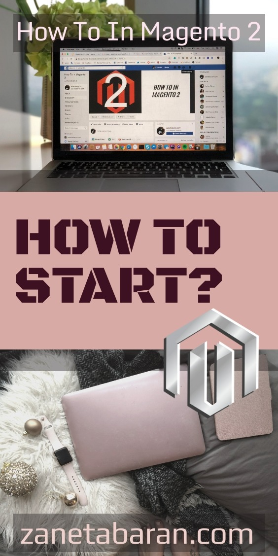 Pinterest Magento HOW TO START?