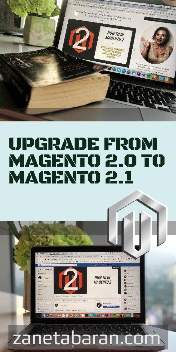 Pinterest Magento UPGRADE FROM MAGENTO 2.0 TO MAGENTO 2.1