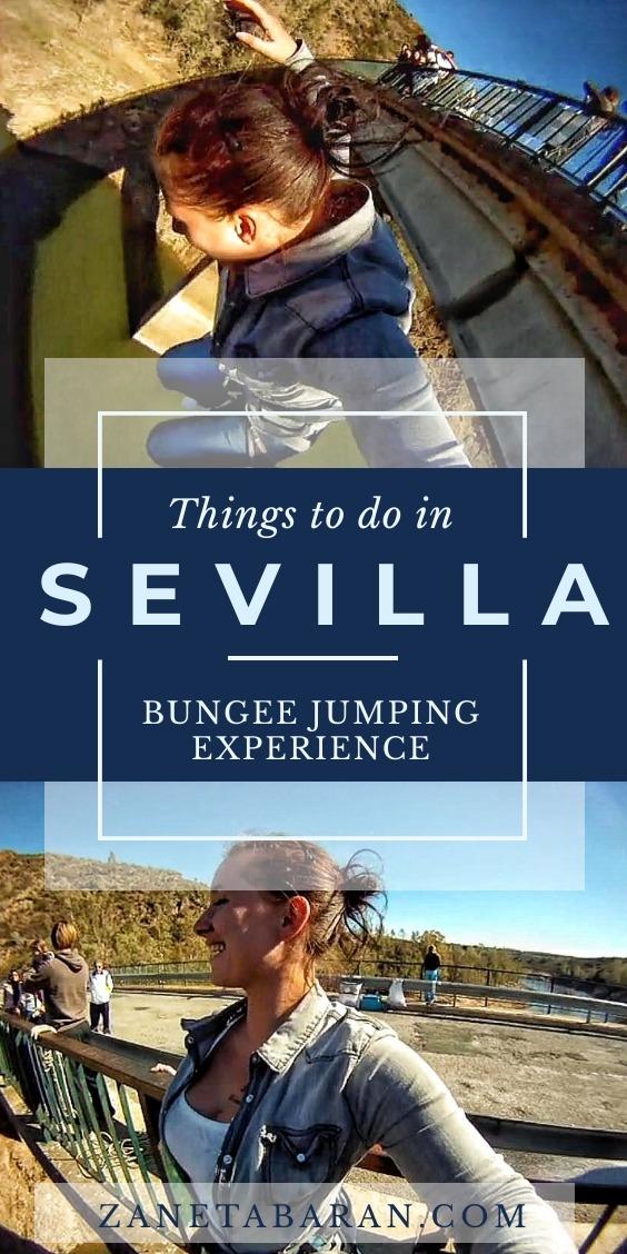Pinterest Sevilla Bungee Jumping