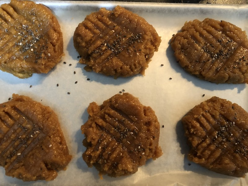 Quick Healthy Keto Low Carbs Peanut Butter Cookies From 3 Ingredients Quick