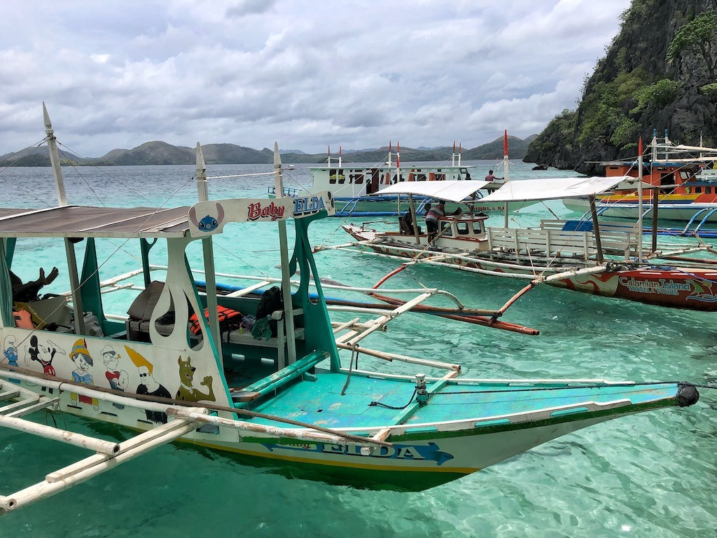 Things To Do in Coron While Raining Season – Photographic Account Beach 91 Boat