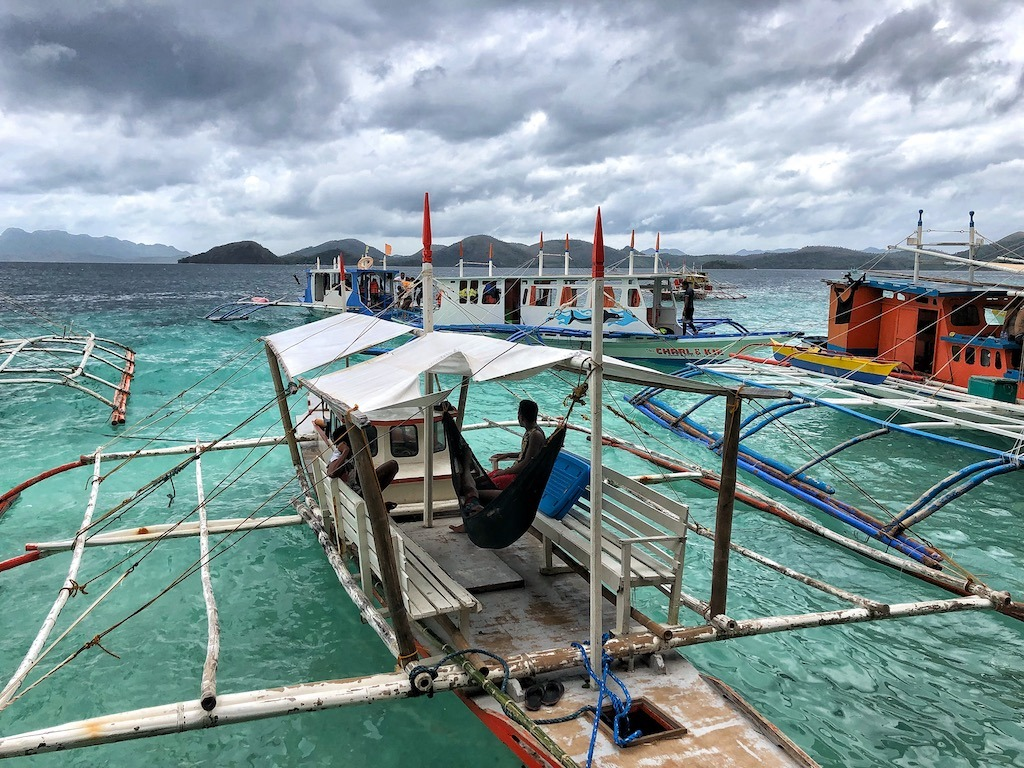 Things To Do in Coron While Raining Season – Photographic Account Beach 91 Lunch