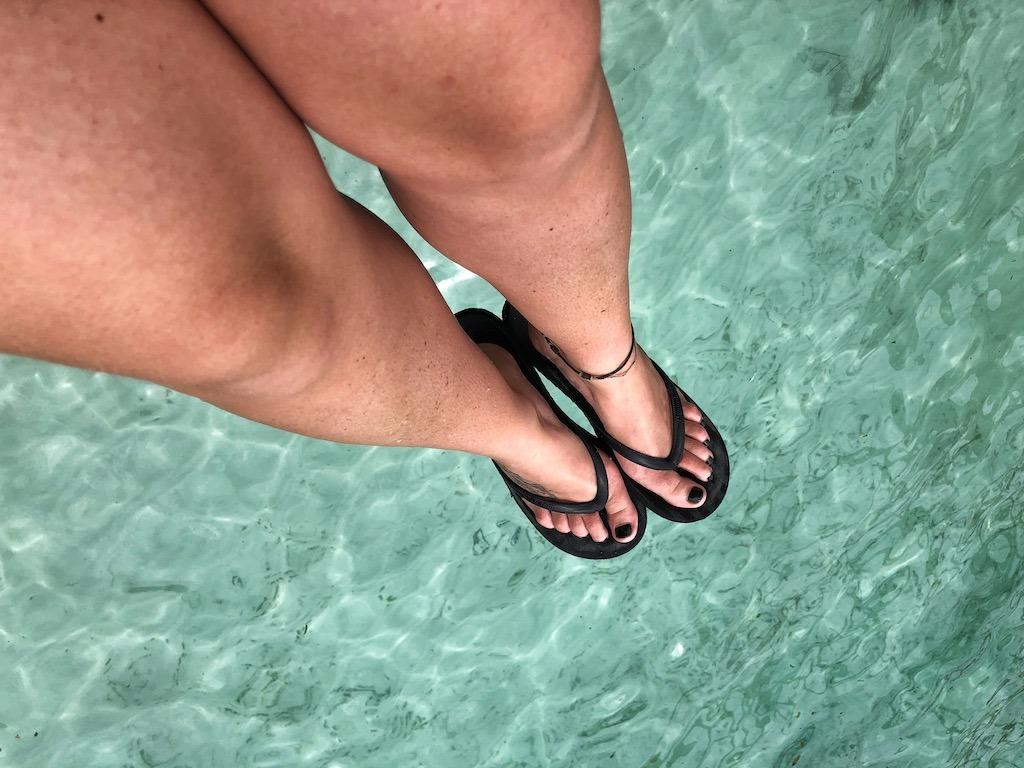 Things To Do in Coron While Raining Season – Photographic Account Beach 91 Water