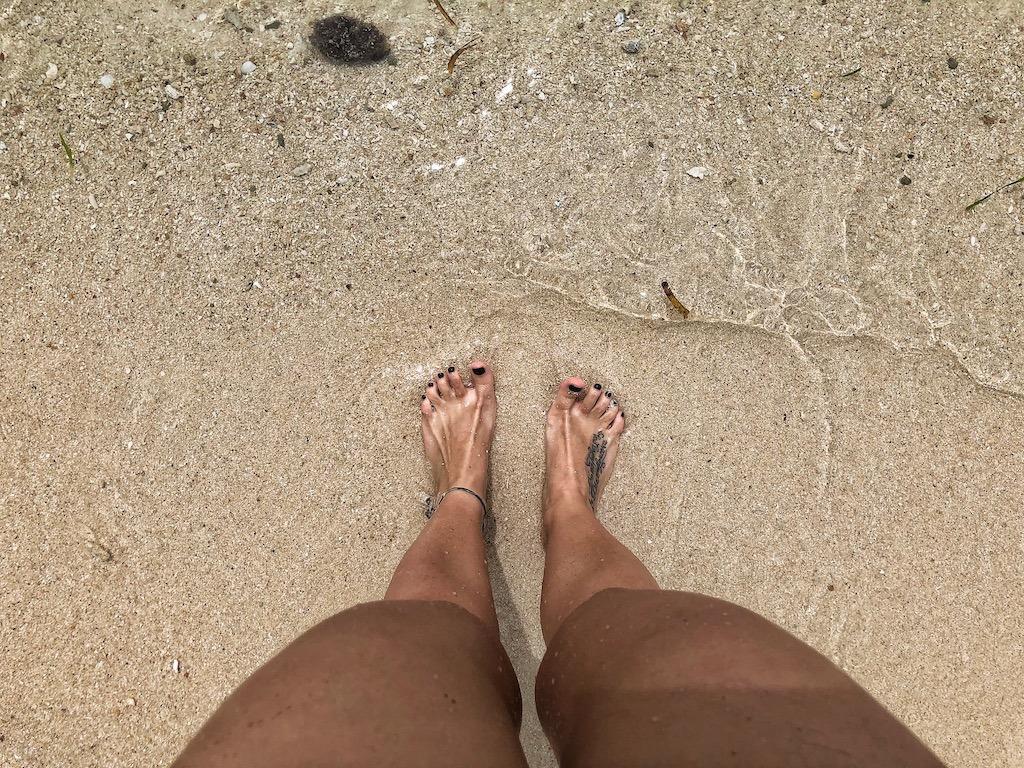 Things To Do in Coron While Raining Season – Photographic Account CYC Beach Water