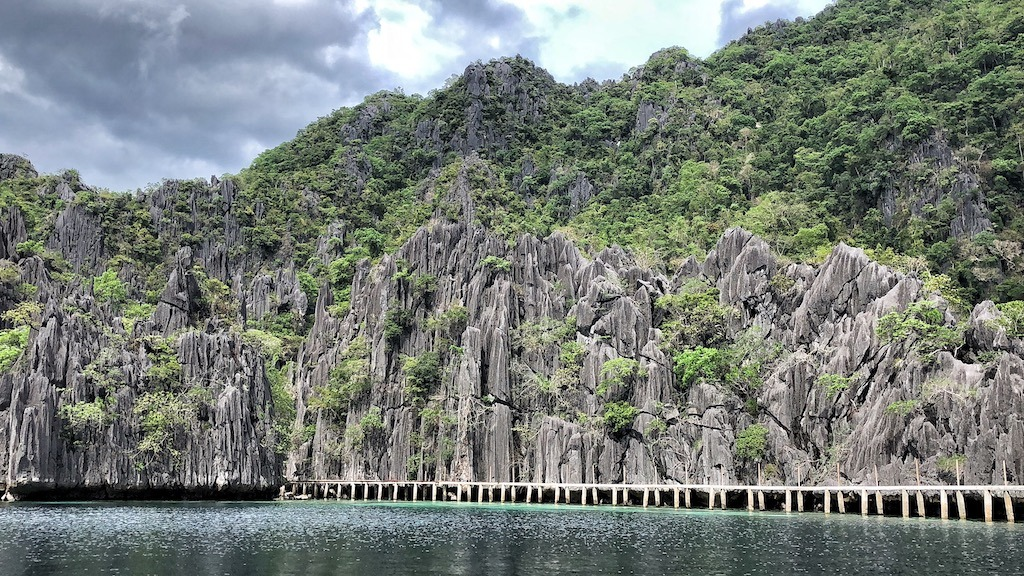 Things To Do in Coron While Raining Season – Photographic Account Garden Reef Coral Twin Lagoons Scenery