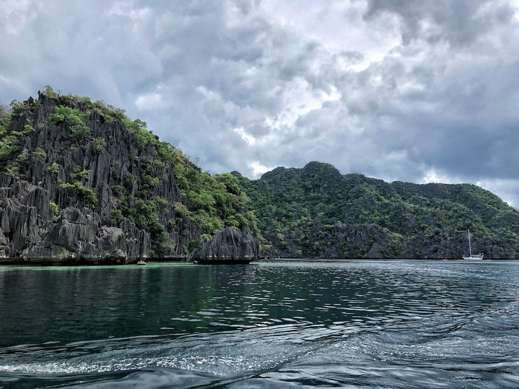 Things To Do in Coron While Raining Season – Photographic Account Garden Reef Coral Twin Lagoons View