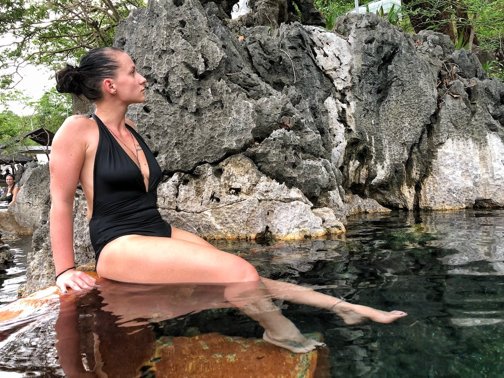 Things To Do in Coron While Raining Season – Photographic Account Hot Spring Chill