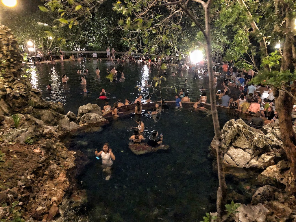 Things To Do in Coron While Raining Season – Photographic Account Hot Spring Trip