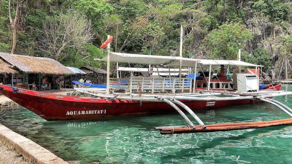 Things To Do in Coron While Raining Season – Photographic Account Kayangan Lake Boat