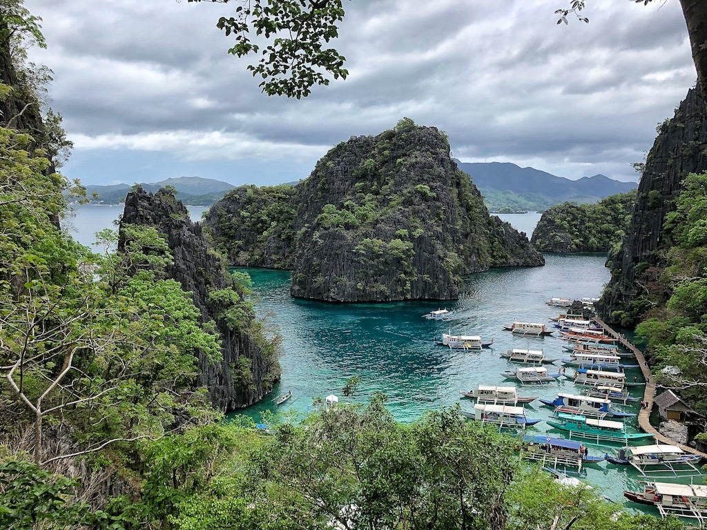 Things To Do in Coron While Raining Season – Photographic Account Kayangan Lake The Best View