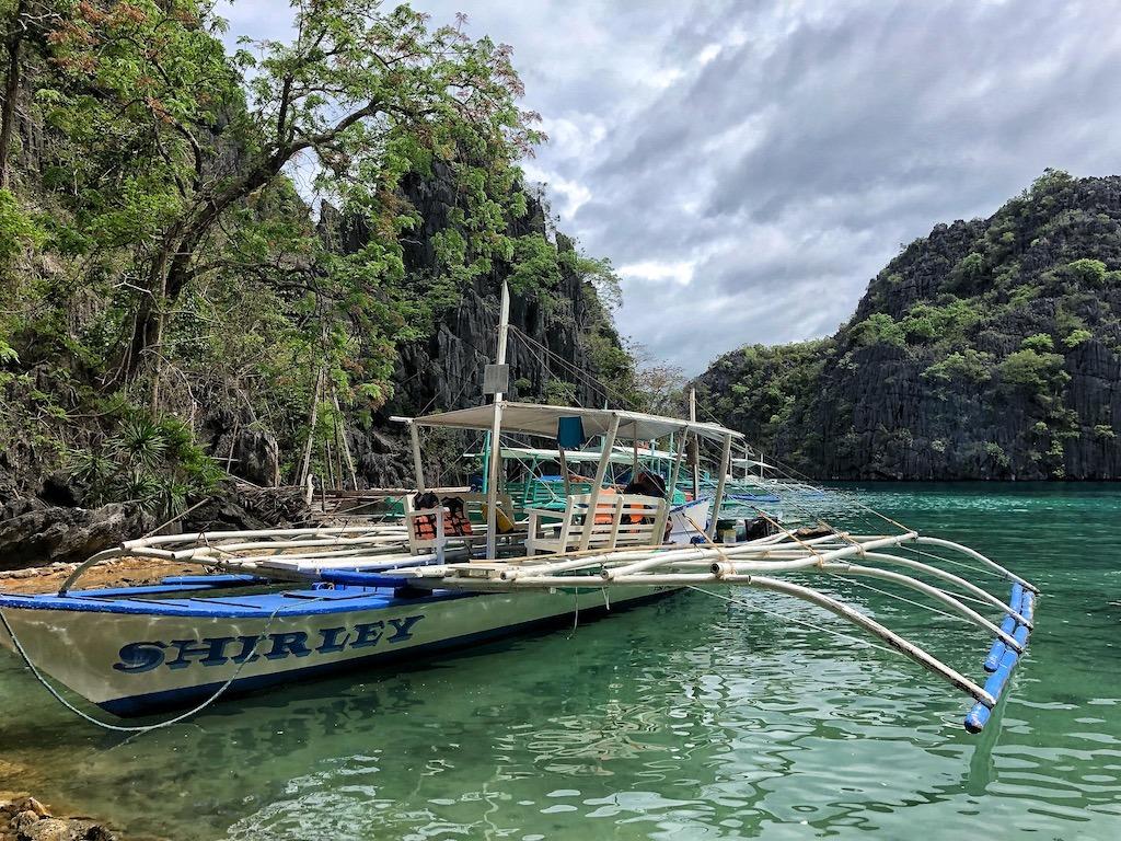 Things To Do in Coron While Raining Season – Photographic Account Kayangan Lake Tour