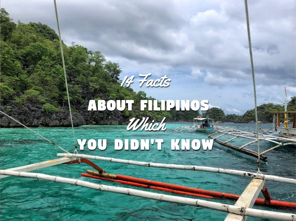 14 Facts About Filipinos Which You Didnt Know