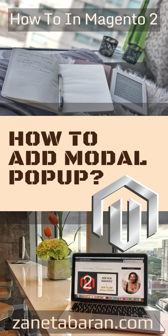Pinterest Magento HOW TO ADD MODAL POPUP?