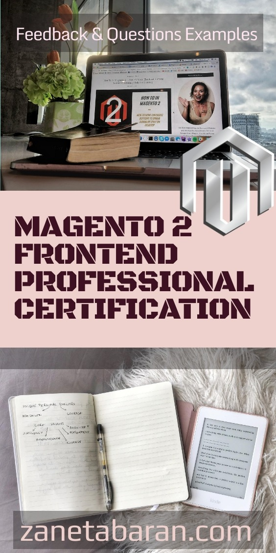 Pinterest Magento MAGENTO 2 FRONTEND PROFESSIONAL CERTIFICATION