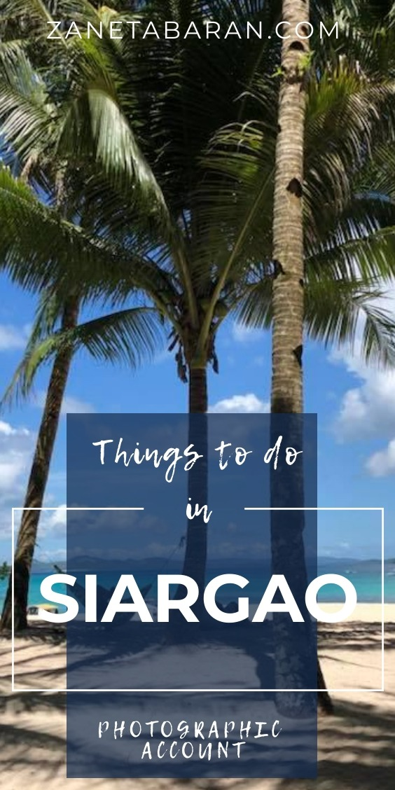 Pinterest Siargao Things To Do