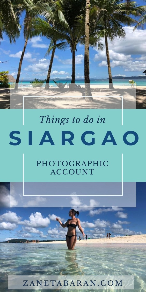 Pinterest Things To Do Siargao