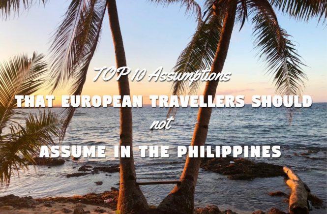 TOP 10 Assumptions
