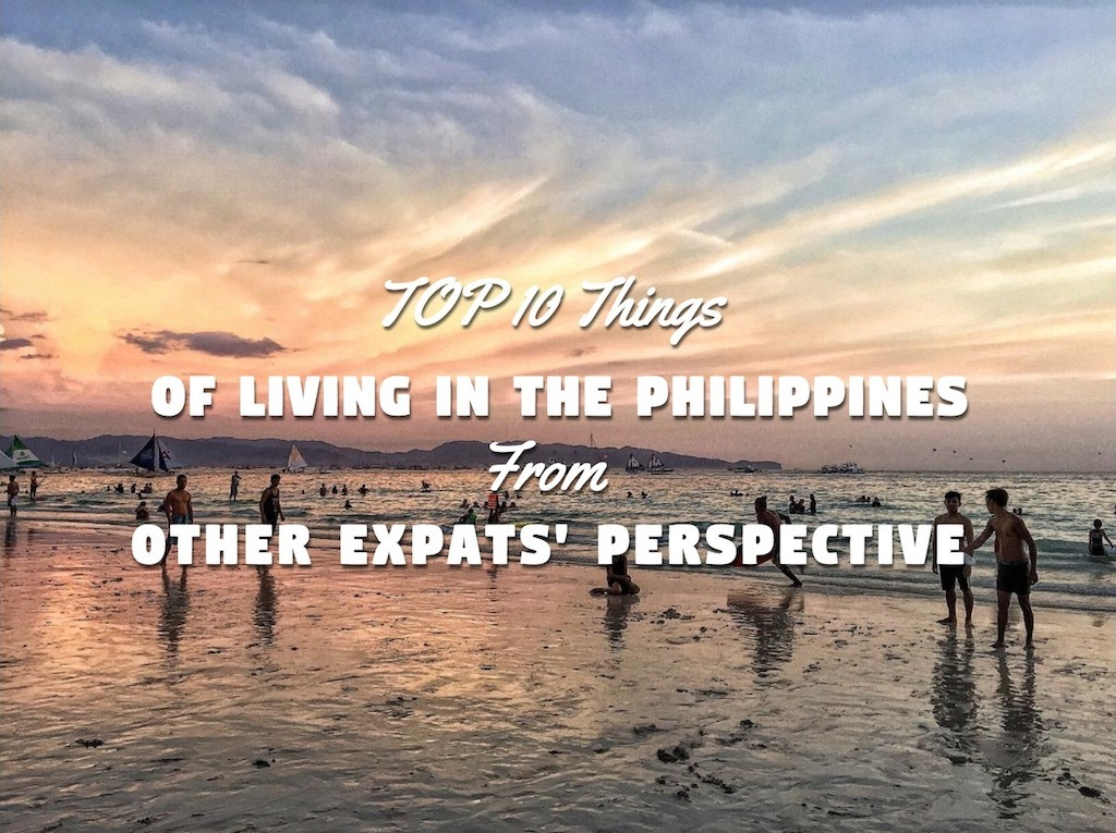 TOP20 LIVING IN PHILIPPINES