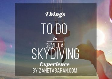 Things To Do In Sevilla, Spain For Adrenaline Freaks – Skydiving Experience