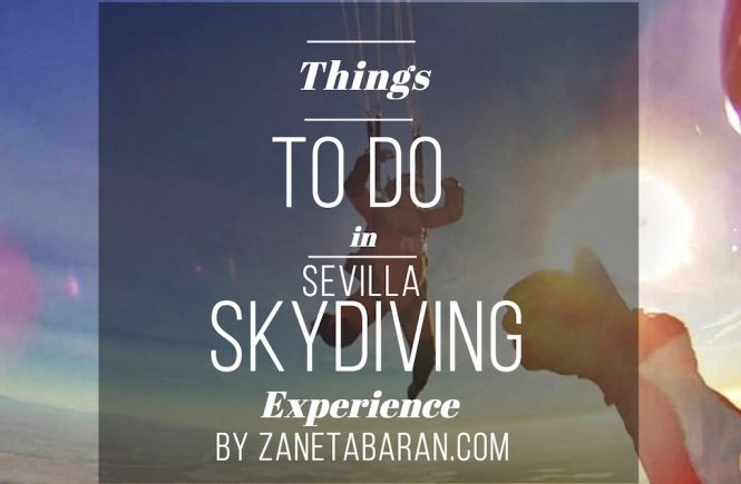 Things To Do In Sevilla – Skydiving Experience