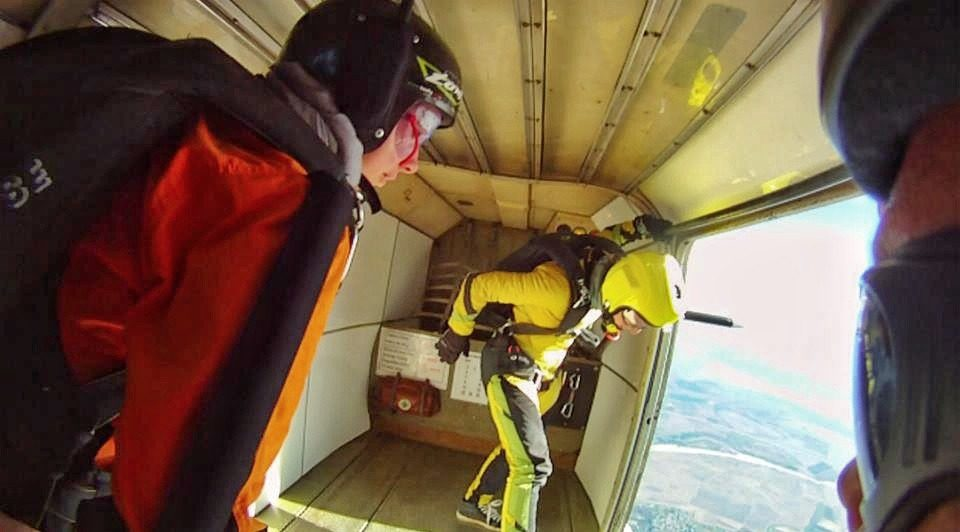 Things To Do In Sevilla – Skydiving Experience Before
