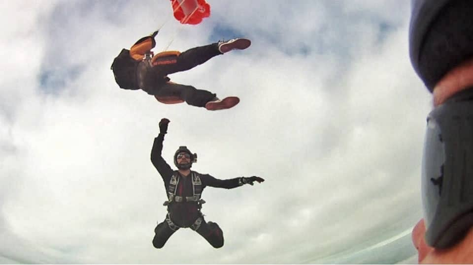 Things To Do In Sevilla – Skydiving Experience Jump Jump