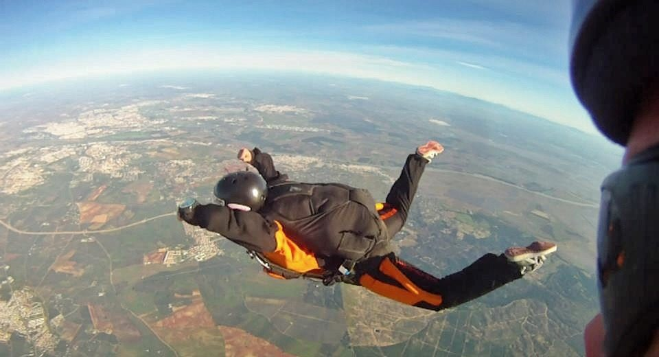 Things To Do In Sevilla – Skydiving Experience Love It