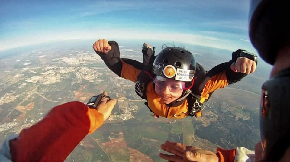 Things To Do In Sevilla – Skydiving Experience Polish