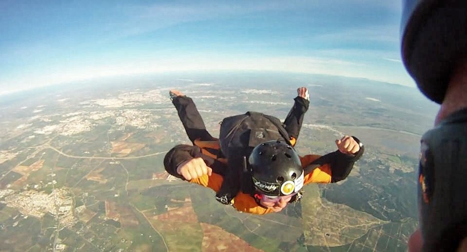 Things To Do In Sevilla – Skydiving Experience Spain
