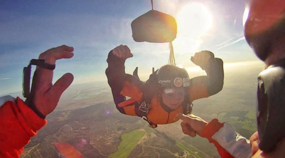 Things To Do In Sevilla – Skydiving Experience Sun