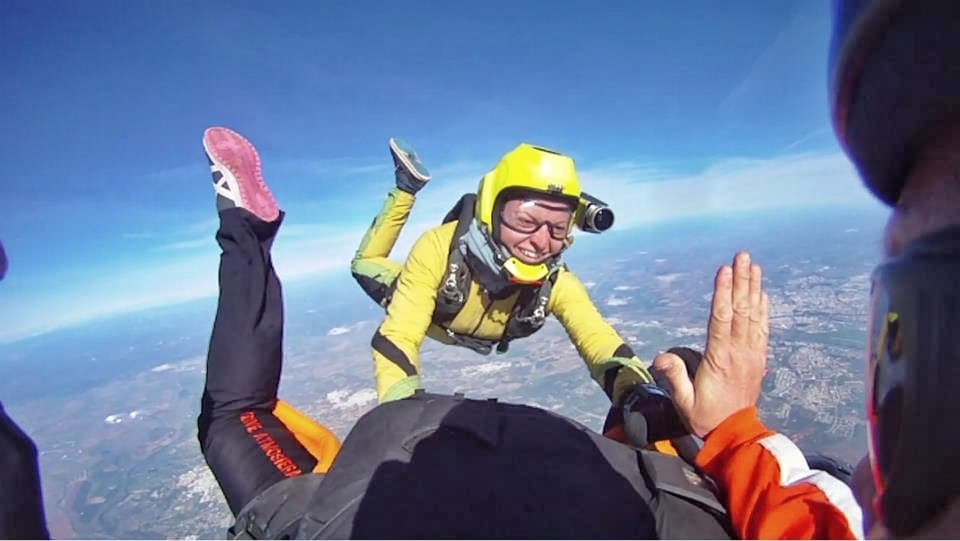 Things To Do In Sevilla – Skydiving Experience Well Done