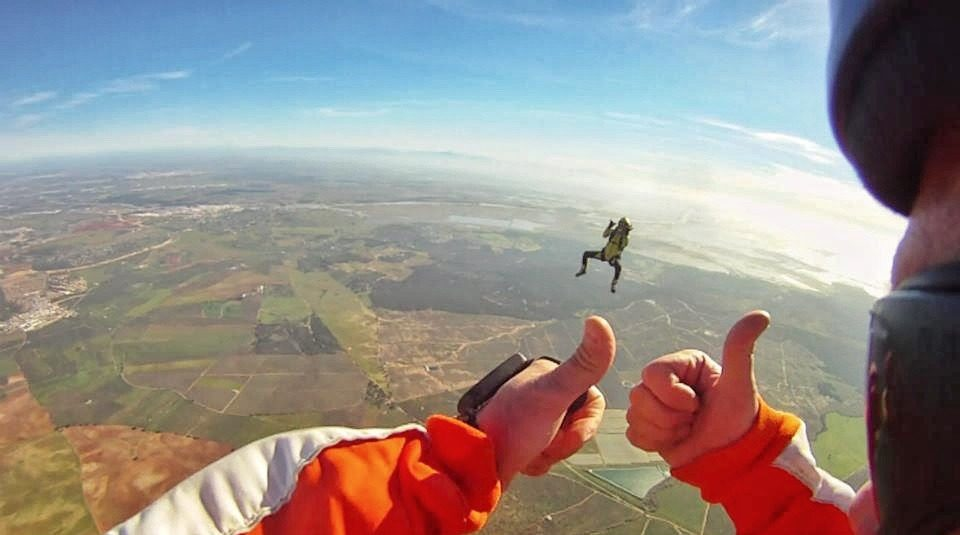Things To Do In Sevilla – Skydiving Experience Yeah