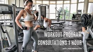 Workout Program Consultations