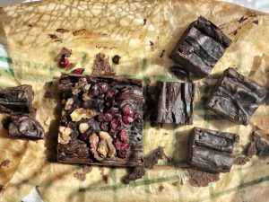 Paleo Keto Dairy Free Low Carb Sugar Free Avocado Chocolate Brownies Mix