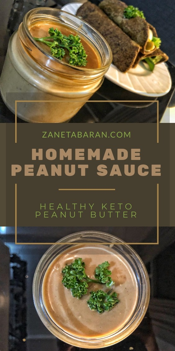 Peanut Sauce Asian