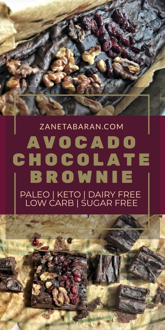 Pinterest Keto Brownie Healthy Paleo