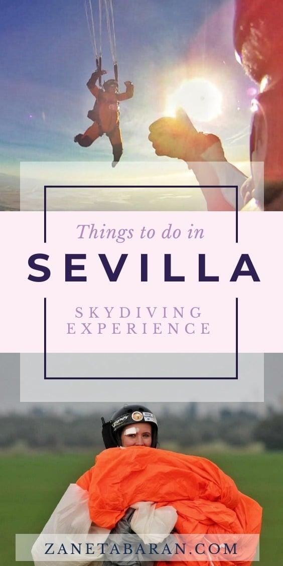 Printerest Sevilla Skydiving