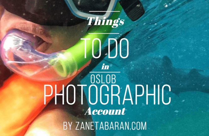 Things To Do Photo Oslob