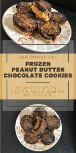 Frozen Cookies Dessert