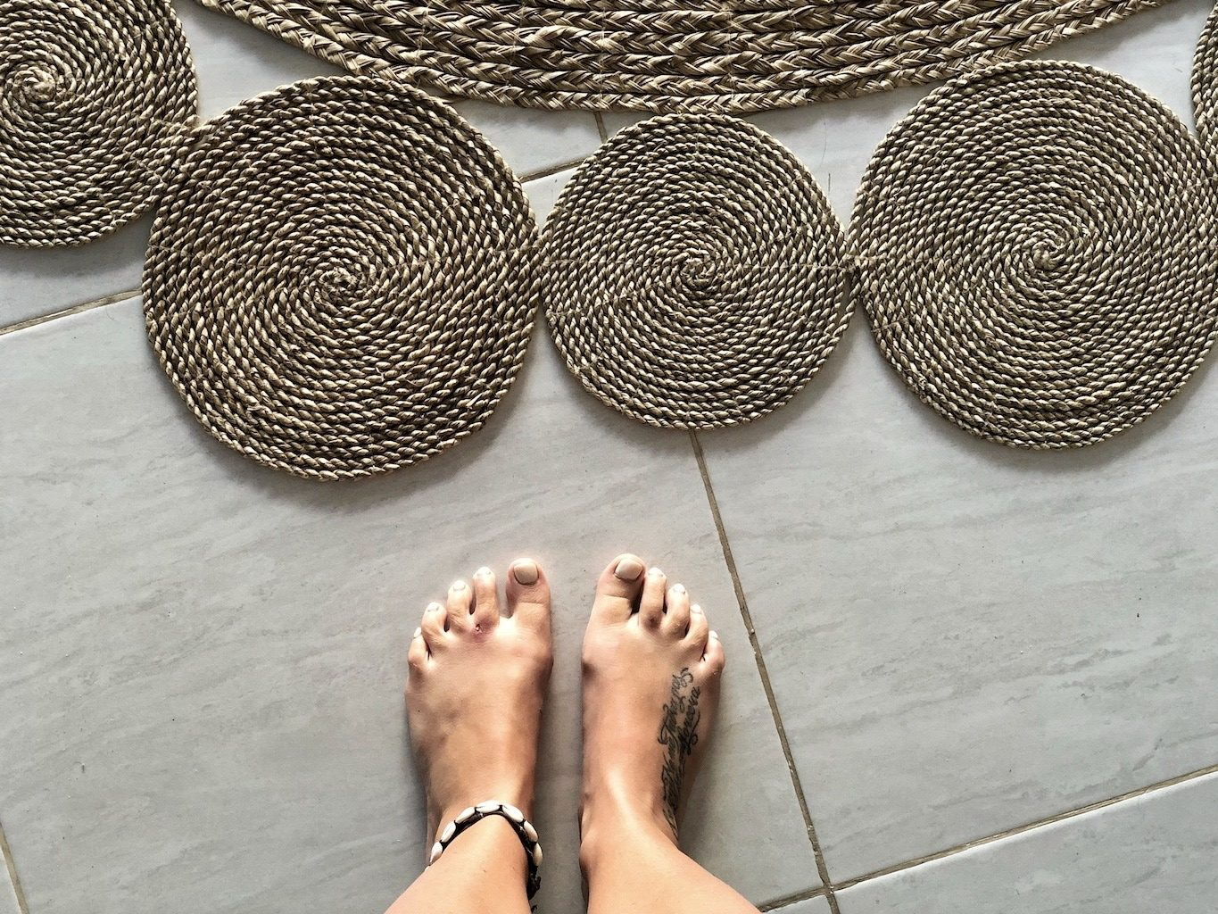 Hostel Recommendation While Travelling to Canggu – Gypsy Moon Bali Floor Design
