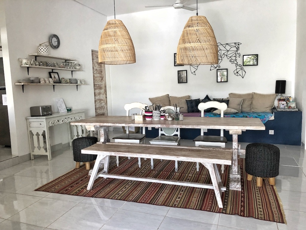 Hostel Recommendation While Travelling to Canggu – Gypsy Moon Bali Kitchen