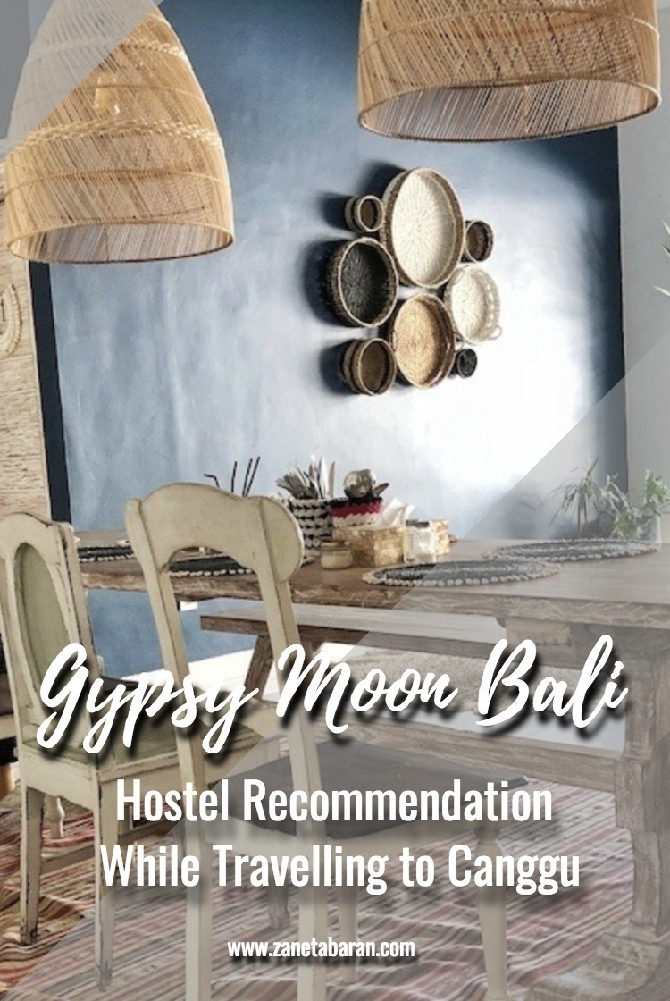 Pinterest Hostel Recommendation While Travelling to Canggu – Gypsy Moon Bali