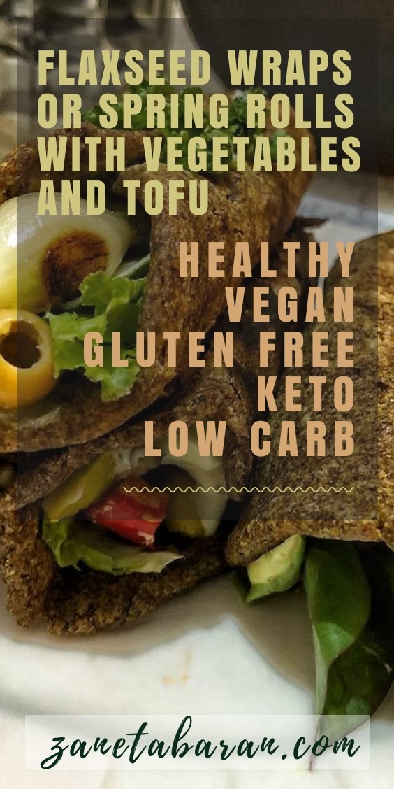 Pinterest Keto Wraps