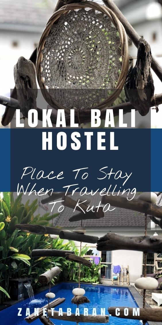 Pinterest Lokal Bali Hostel