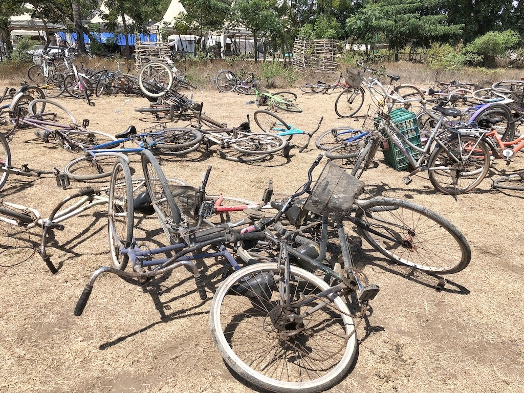 When Your World Is Shaking - Earthquake In Indonesia 2018 - One Day On Gili T Bikes