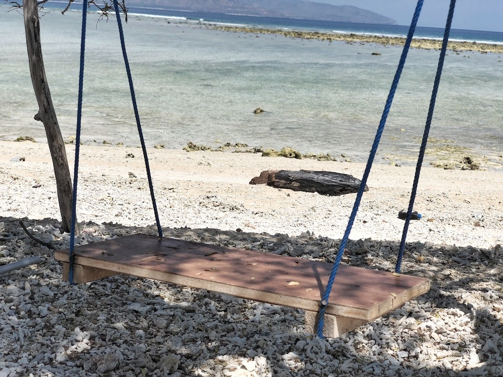 When Your World Is Shaking - Earthquake In Indonesia 2018 - One Day On Gili T